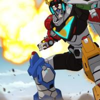 Netflix presenta Voltron Legendary Defender