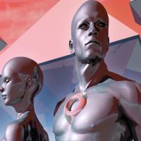 Orgoglio e sacrificio, un grande Robert Reed in Robotica