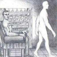 Le indagini, con il corpo astrale, dell'agente Cox