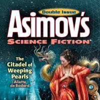 Maurizio Manzieri vince per la seconda volta l'Asimovs Readers' Award