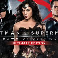 Batman v Superman: il trailer dell'Ultimate Edition in Blu-ray