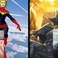 Captain Marvel e Black Panther: tutte le ultime notizie