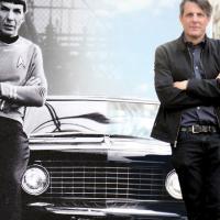 Adam Nimoy e Terry Farrell al Trieste Science+Fiction 2016