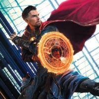 Doctor Strange con Benedict Cumberbatch è arrivato nelle sale italiane