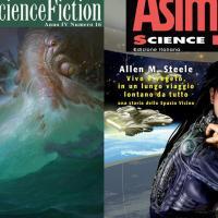 Dopo Fantasy & Science Fiction arriva in edicola anche Asimov's
