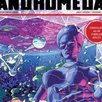 Andromeda, ecco il primo numero stampato