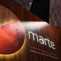 Appuntamento con il pianeta rosso al Museo Nazionale di Roma