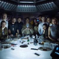Alien Covenant: ecco «l'ultima cena»