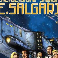 L'Incrociatore Salgari a zonzo nello spazio