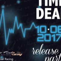 Time Deal, il nuovo romanzo di Leonardo Patrignani: una festa per il lancio