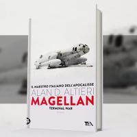 Terminal War: Magellan, la fantascienza secondo Alan D. Altieri