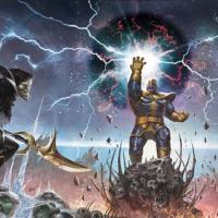 Avengers Infinity War: arriva Thanos e porta i suoi figli