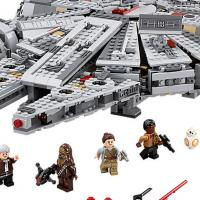 Lego, arriva il Millennium Falcon definitivo