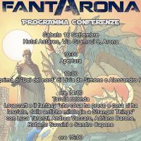 FantArona, fantascienza, fantasy e fumetti sul Lago Maggiore