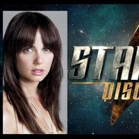 Star Trek Discovery: Mia Kirshner sarà la madre di Spock