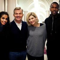 Doctor Who, ecco i nuovi compagni di avventura