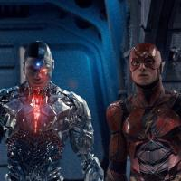 Justice League presenta Cyborg, The Flash e Aquaman
