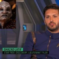 Star Trek Discovery: e se uno degli attori non fosse reale?