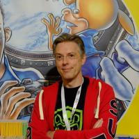 Intervista con Leo Ortolani a Lucca Comics & Games parla di Star Trek, Star Wars e Alien