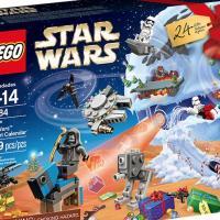 Il calendario dell'avvento con Lego Star Wars