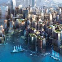Secondo Kim Stanley Robinson nel 2140 New York sarà sott'acqua