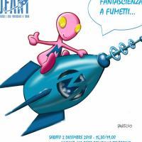 Al MuFant la fantascienza a fumetti (c'è anche Maurizio Manzieri)