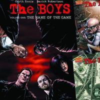 Amazon Prime prepara The boys e rinnova The Tick