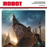 Robot, nel 2018 le copertine di Paolo Barbieri