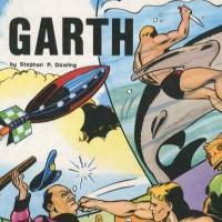 Muscoli, pupe e viaggi nel tempo: il mondo di Garth