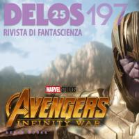 Delos: arrivano gli Avengers ed è Infinity War