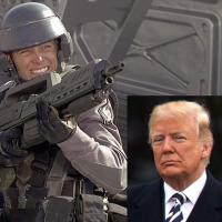 Donald Trump annuncia la creazione della prima Space Force