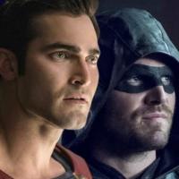 Superman e Lois Lane nel prossimo crossover dell'Arrowverse