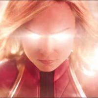 Captain Marvel: il primo trailer precipita sulla Terra