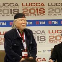 Leiji Matsumoto a Lucca Comics and Games 2018