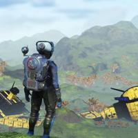 Una visione per No Man's Sky