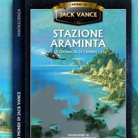Jack Vance ritorna dal 12 marzo con Stazione Araminta
