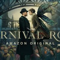 Carnival Row, ecco la serie neon-fantasy con Orlando Bloom e Cara Delevingne