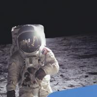 Sulla Luna, tra scienza e fantascienza