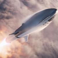Elon Musk svela il suo primo prototipo di astronave per colonizzare lo spazio