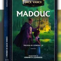 Con Madouc si conclude la trilogia di Lyonesse
