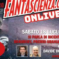 Sabato 18 una nuova puntata di Fantascienza.com OnLive!