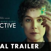 Radioactive: da oggi in streaming il film sulla vita di Marie Curie