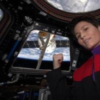 I dieci migliori libri sul viaggio nello spazio secondo Samantha Cristoforetti