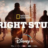 Cos'è la serie The Right Stuff – Uomini veri da oggi su Disney+