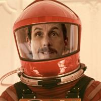 Spaceman of Bohemia: Adam Sandler fa strani incontri nello spazio, su Netflix