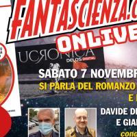 Fantascienza.com OnLive torna questo sabato: ucronia e Premio Urania