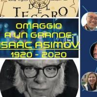 Stasera si parla di Isaac Asimov