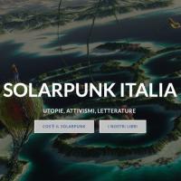 Solarpunk.it, la casa online degli scrittori di fantascienza ottimisti