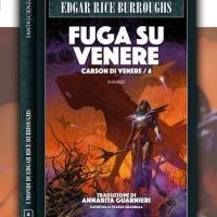 Il Venere di Burroughs, quarto volume