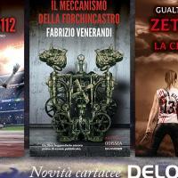 Olimpiadi, Forchincastro e Zombie, novità cartacee Delos Digital
